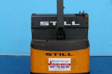 TRANSPALLET ELETTRICO STILL - Atomicom, carrelli elevatori elettrici usati, Bologna - Qualità a basso costo